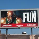 30 sheet poster_LA Marathon_Honda