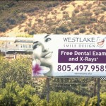 Premiere Poster Panel - Dentist Ad - Calabasas