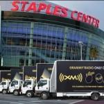 mobile_billboard_XM_radio_Staples Center